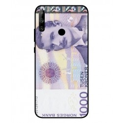 1000 Norwegian Kroner Note Cover For Huawei Honor 9C