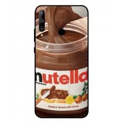 Durable Nutella Cover For Huawei Honor 9C