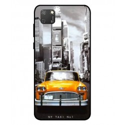 Durable New York Cover For Huawei Honor 9S
