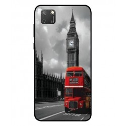 Durable London Cover For Huawei Honor 9S