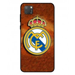 Real Madrid Cover Til Huawei Honor 9S