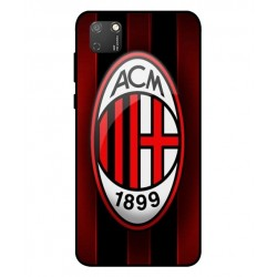 Durable AC Milan Cover For Huawei Honor 9S