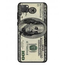 Durable 100 Dollar Note Cover For Huawei Honor 9S