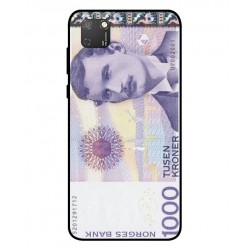 1000 Norwegian Kroner Note Cover For Huawei Honor 9S