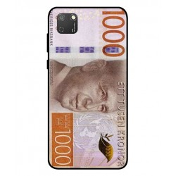 Durable 1000Kr Sweden Note Cover For Huawei Honor 9S