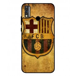 Durable FC Barcelona Cover For Huawei Honor 9X Lite