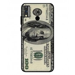 Durable 100 Dollar Note Cover For Huawei Honor 9X Lite