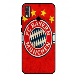 Durable Bayern De Munich Cover For Huawei Honor 9X Lite