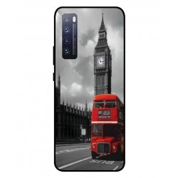 Durable London Cover For Huawei Nova 7 5G
