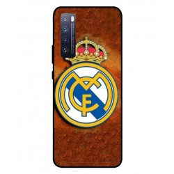 Durable Real Madrid Cover For Huawei Nova 7 5G