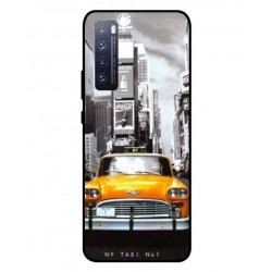 Durable New York Cover For Huawei Nova 7 Pro 5G