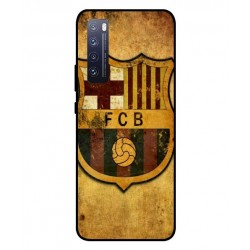 Durable FC Barcelona Cover For Huawei Nova 7 Pro 5G