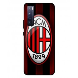 Durable AC Milan Cover For Huawei Nova 7 Pro 5G