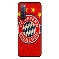 Durable Bayern De Munich Cover For Huawei Nova 7 Pro 5G