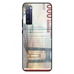 1000 Danish Kroner Note Cover For Huawei Nova 7 Pro 5G