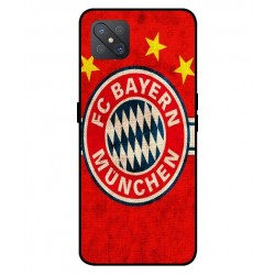 Durable Bayern De Munich Cover For Oppo A92s