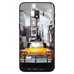 Durable New York Cover For Samsung Galaxy J2 Core 2020