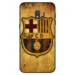 Durable FC Barcelona Cover For Samsung Galaxy J2 Core 2020