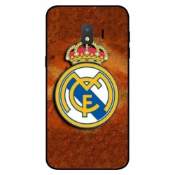 Durable Real Madrid Cover For Samsung Galaxy J2 Core 2020