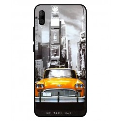 Durable New York Cover For Wiko View 3 Lite