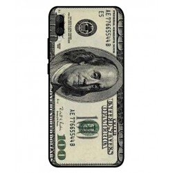 Durable 100 Dollar Note Cover For Wiko View 3 Lite
