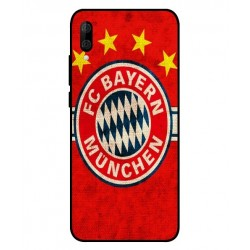 Durable Bayern De Munich Cover For Wiko View 3 Lite