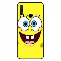 Durable SpongeBob Cover For Wiko View 3 Pro
