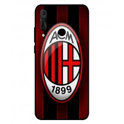 Durable AC Milan Cover For Wiko View 3 Pro