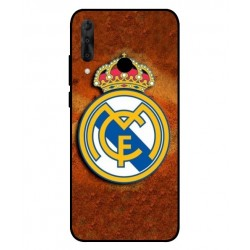 Durable Real Madrid Cover For Wiko View 3 Pro
