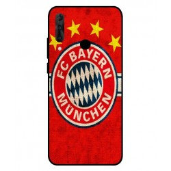 Durable Bayern De Munich Cover For Wiko View 3 Pro