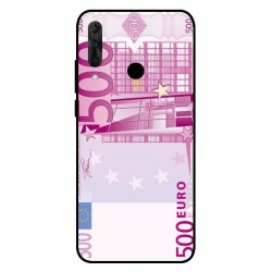 Durable 500 Euro Note Cover For Wiko View 3 Pro