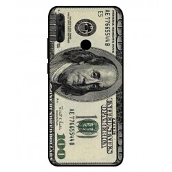 Durable 100 Dollar Note Cover For Wiko View 3 Pro