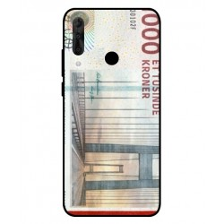 1000 Danish Kroner Note Cover For Wiko View 3 Pro