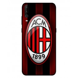Durable AC Milan Cover For Wiko View 4