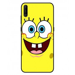 Durable SpongeBob Cover For Wiko View 4 Lite