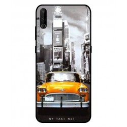 Durable New York Cover For Wiko View 4 Lite