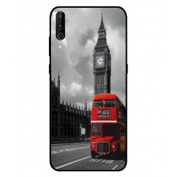 Durable London Cover For Wiko View 4 Lite