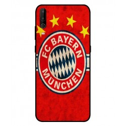 Durable Bayern De Munich Cover For Wiko View 4 Lite