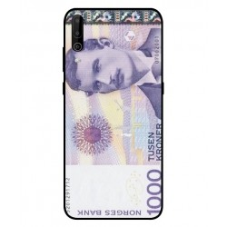 1000 Norwegian Kroner Note Cover For Wiko View 4 Lite