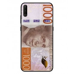 Durable 1000Kr Sweden Note Cover For Wiko View 4 Lite