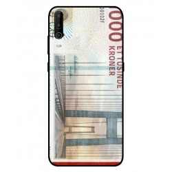 1000 Danish Kroner Note Cover For Wiko View 4 Lite