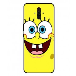 Durable SpongeBob Cover For ZTE Nubia Play