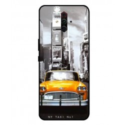 Durable New York Cover For ZTE Nubia Play
