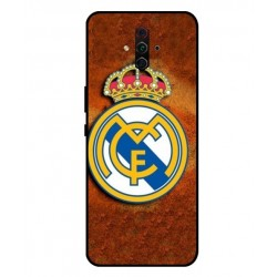 Durable Real Madrid Cover For ZTE Nubia Play