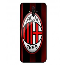 Durable AC Milan Cover For ZTE Nubia Play