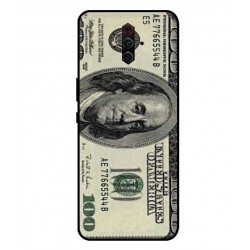 Durable 100 Dollar Note Cover For ZTE Nubia Play