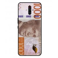 Durable 1000Kr Sweden Note Cover For ZTE Nubia Play