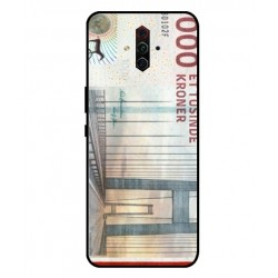 1000 Danish Kroner Note Cover For ZTE Nubia Play