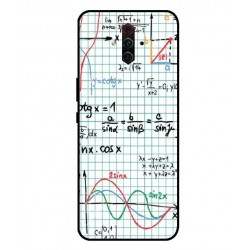 Durable Mathematics Cover For ZTE Nubia Play