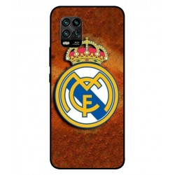Durable Real Madrid Cover For Xiaomi Mi 10 Youth 5G